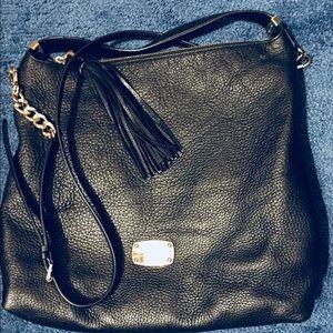 Michael Kors Bedford tassel shoulder bag